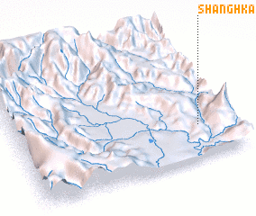 3d view of Shanghka