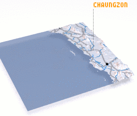 3d view of Chaungzon