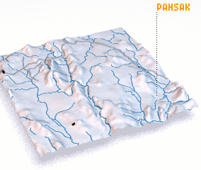3d view of Pahsak