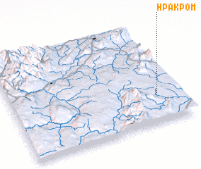 3d view of Hpak-pom