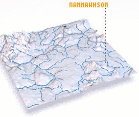 3d view of Nammawhsom
