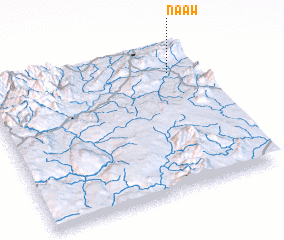 3d view of Nā-aw