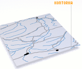 3d view of Kontorka