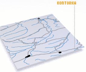 3d view of Kontorka