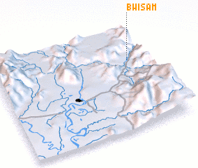 3d view of Bwisam