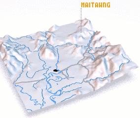 3d view of Maitawng