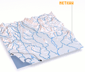 3d view of Metkaw