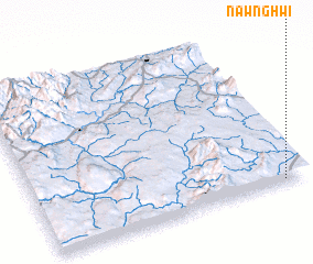 3d view of Nawnghwi