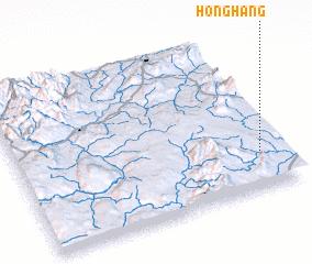 3d view of Honghang