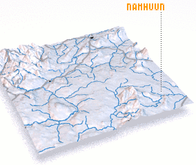 3d view of Namhu-un