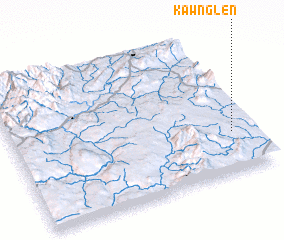 3d view of Kawnglen