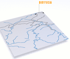 3d view of Biryusa