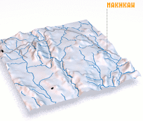 3d view of Makhkaw