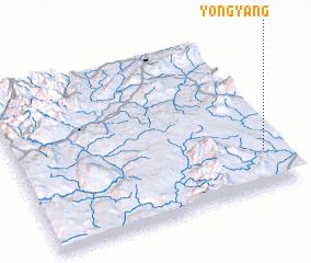 3d view of Yong-yang