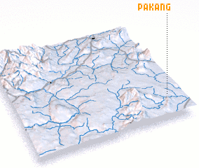 3d view of Pa-kang