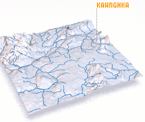 3d view of Kawng-hka
