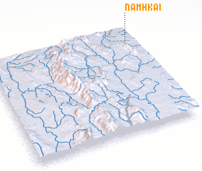 3d view of Namhkai
