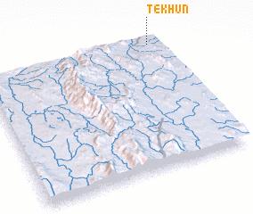 3d view of Tekhun