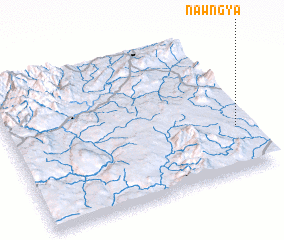 3d view of Nawng-ya