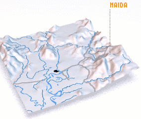 3d view of Maida