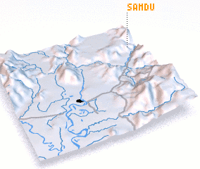 3d view of Samdu