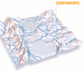 3d view of Shapahkang