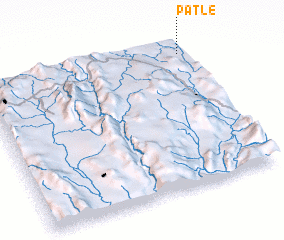 3d view of Patle