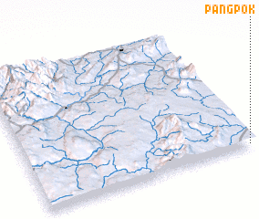 3d view of Pāngpok