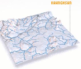 3d view of Kawnghsan