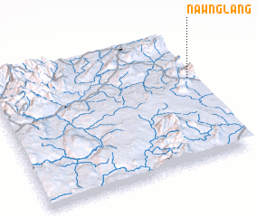 3d view of Nawnglang