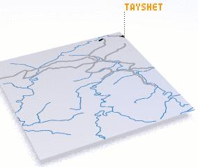 3d view of Tayshet