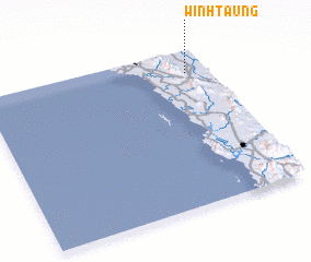 3d view of Winhtaung