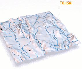 3d view of Tohsai