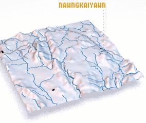 3d view of Nawngkaiyawn
