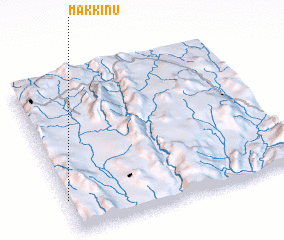 3d view of Makkinu