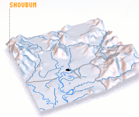 3d view of Sho-u Bum