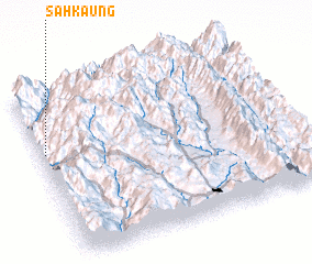 3d view of Sahkaung