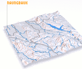 3d view of Naungbauk