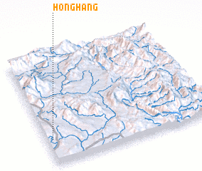 3d view of Honghang