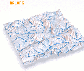 3d view of Na-long