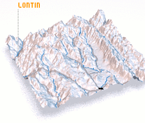 3d view of Lontin