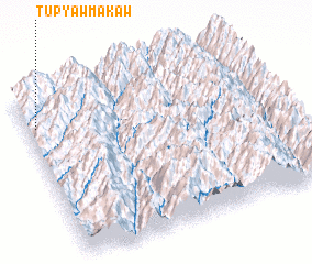 3d view of Tupyaw Makaw