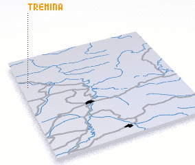3d view of Tremina