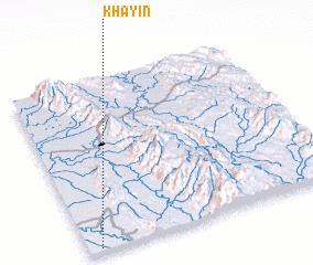 3d view of Khayin