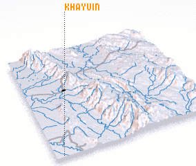 3d view of Khayu-in