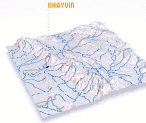3d view of Khayu-in