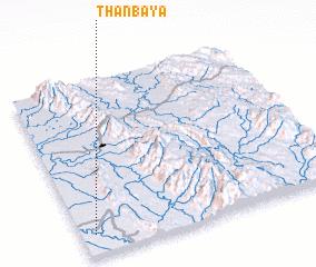 3d view of Thanbaya