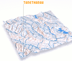 3d view of Tanetharaw