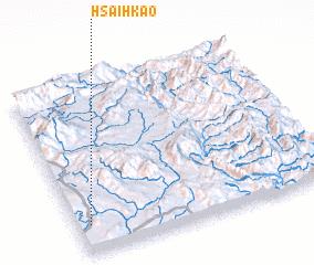 3d view of Hsaihkao