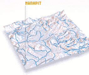 3d view of Mān Hpit